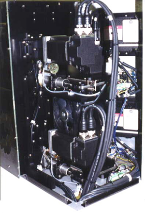 graphic of servo enclosure