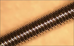 Image of a 4-filer coil
