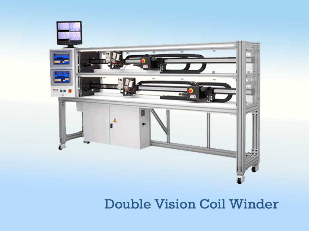 Double Vision Coil Winder